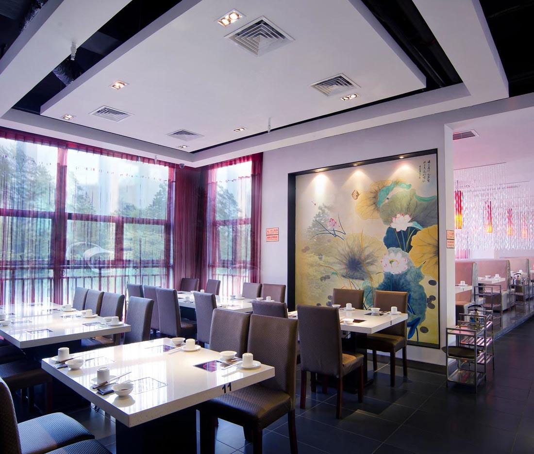 thiết kế nội thất nhà hàng  4
