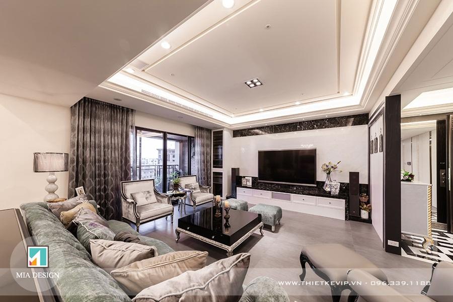 Những mẫu thiết kế nội thất hot nhất theo phong cách Châu Âu 2019