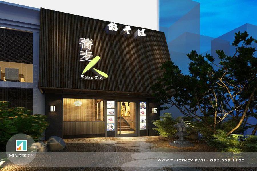 Thiết kế nội thất nhà hàng, karaoke